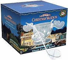 IC Original Christmas Vacation Moose Mug Elchglas