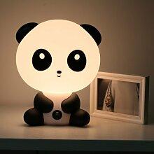 icase4u Tisch- und Nachttischlampe einfache