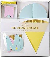 Ice Cream Girlande