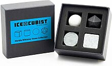 Ice Cubist Whiskey Stone Shapes Collection –