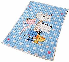 Icegrey Kinder Teppich Mit Fleece Gefüttert