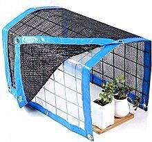 Icegrey Pflanzenschutz Abdeckplanen Mit Doppeltem Verwendungszwec,Schützt Pflanzen vor Schädlicher Witterung,Brennende Sonne 90x30x30cm