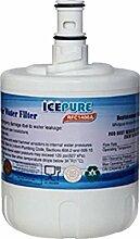 Icepure RFC1400A K¨¹hlschrank Wasserfilter Kompatibel mit Whirlpool 8171413 8171414 SUPCO WF286