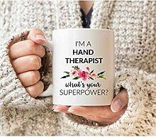 Ich bin ein Handtherapeut Was ist Ihre Supermacht?