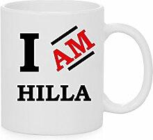 Ich bin Hilla Offizielles Tasse