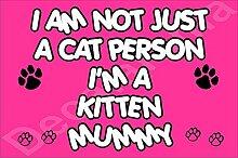 Ich bin nicht nur eine Katze Person I 'm a