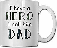 Ich habe einen Helden Ich nenne ihn Vater lustige
