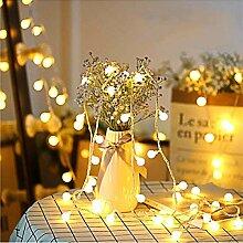ichterkette AußEn, Globe String Licht, LED