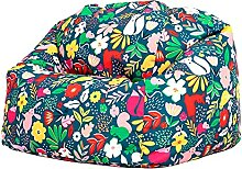 icon Kinder-Sitzsack für Kinder, Mädchen und