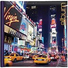 Iconic Cities Fotoalbum für 200 Fotos in 10x15 cm
