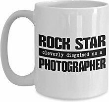 IconicPassion Fotograf Geschenk - Fotografie