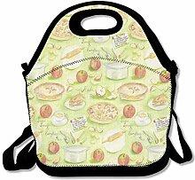 IconSymbol Insulation Lunch Bag Apple PieSoft