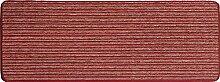 ID matt 6718004schlafende Küchenteppich, Faser Polypropylen/Latex Rot 180x 67x 0,10cm