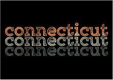 Idakoos Connecticut repeat retro - US Staaten -