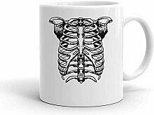 IDcommerce Awesome Human Skeleton Ribs Design