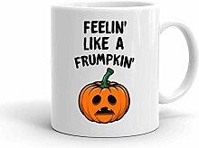 IDcommerce Feelin' Like A Frumpkin Weißer