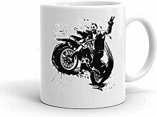 IDcommerce Francis Motocross Weißer