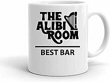 IDcommerce The Bar Ever Alibi Room Weißer