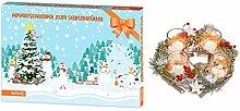 Ideal Adventskalender Wandkalender Zum Befüllen