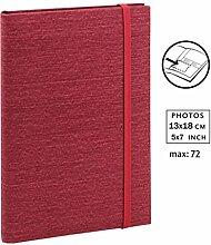 Ideal Canvas Fotoalbum für 72 Fotos in 13x18 cm
