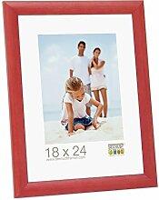 Ideal Deknudt Frames S40CL4 Bilderrahmen, Holz, 30