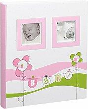 Ideal Lucky Baby Fotoalbum 29x32 cm 60 Weiße