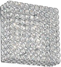 Ideal Lux 80338 - Kristall-Deckenleuchte