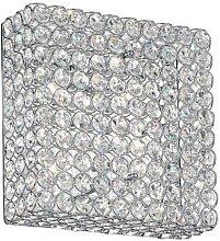 Ideal Lux - Kristall-Deckenleuchte 4xG9/40W/230V