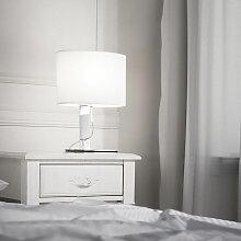 Ideal Lux - Nachttischleuchte Desiree aus Metall