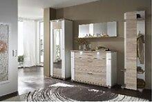 Ideal Möbel Manhattan Garderoben-Set 01