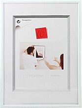 Ideal New Style Kunststoff Bilderrahmen in 10x15