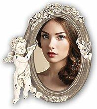 Ideal Pitti Bilderrahmen 10x15 cm Grau mit Engel