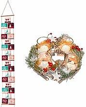 Ideal Roth Adventskalender Adventsboxenkette Zum
