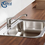 Ideal Standard Melohmix II Küchenarmatur mit Geräteabsperrventil, Ausführung Niederdruck