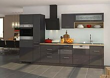 idealShopping GmbH Küchenblock Mailand 330 cm mit