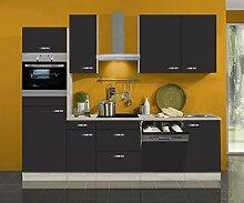 idealShopping Küchenblock Faro 270 cm mit