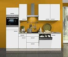 idealShopping Küchenblock Genf 270 cm mit