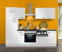 idealShopping Küchenblock Lagos 270 cm mit
