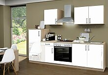 idealShopping Küchenblock mit Cerankochfeld