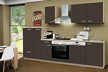 idealShopping Küchenblock mit Geschirrspüler und