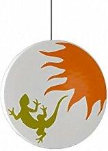 Idee Luftbefeuchter Verdampfer Labor Pesaro Verdampfer, Luftbefeuchter für Heizkörper, A rund, torrida Hitze