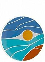 Idee Luftbefeuchter Verdampfer Labor Pesaro Verdampfer, Luftbefeuchter für Heizkörper, A rund, Bad Sonne