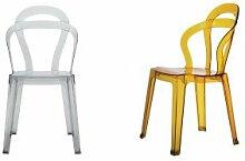 Idee Stühle aus Polycarbonat, Stühle aus