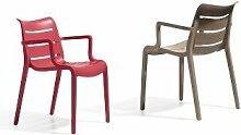 Idee Stühle bar 4, Sessel aus Technopolymer