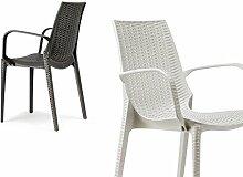 Idee Stühle bar 4, Stühle Polypropylen