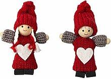 Ideen mit Herz Niedliche Winter-Püppchen,