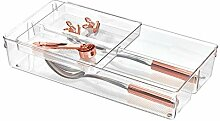iDesign 63930EU Linus 2-stufiger Schubladen