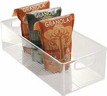 iDesign Aufbewahrungsbox für die Küche, großer