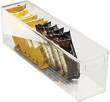 iDesign Aufbewahrungsbox für die Küche, kleiner