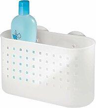 iDesign Basic Duschkorb, Duschzubehör ohne Bohren